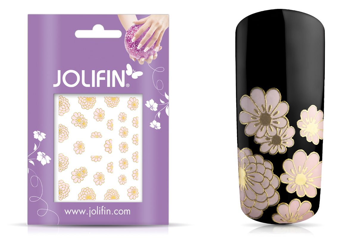 Jolifin Golden Glam Sticker 8