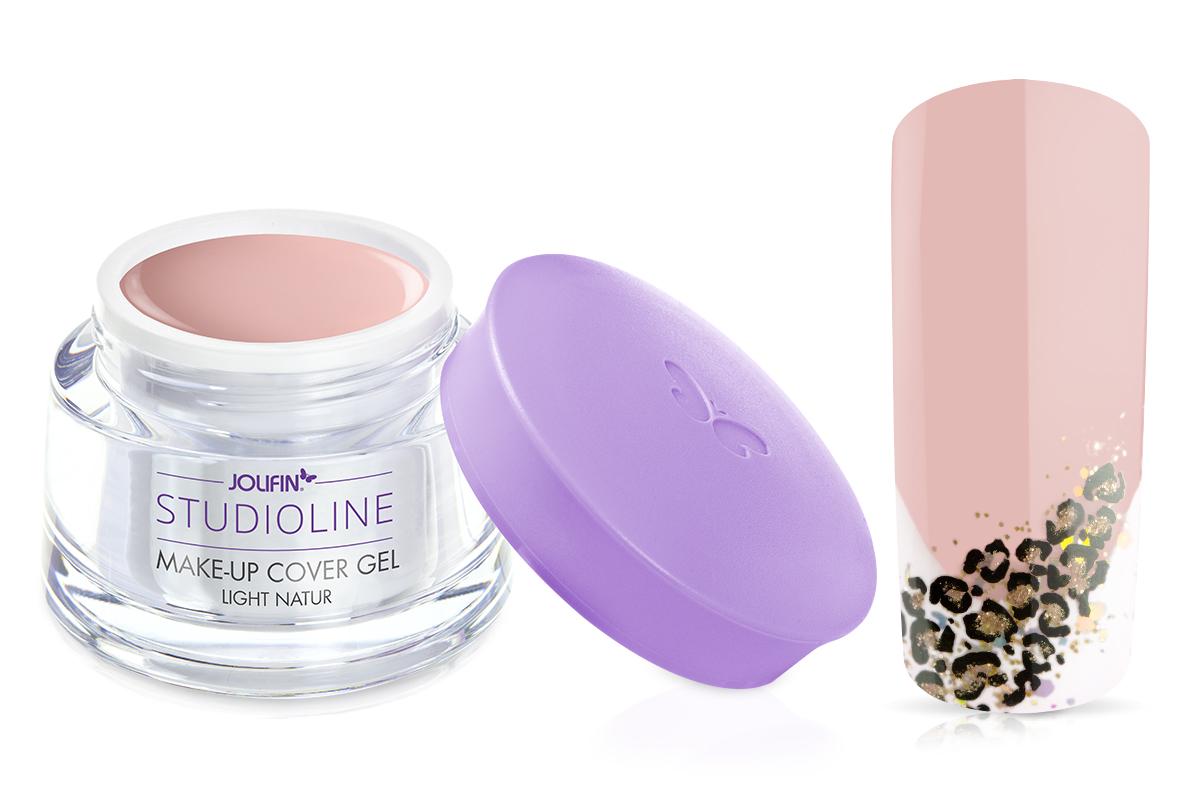 Jolifin Studioline Make-Up Cover Gel light natur 5ml