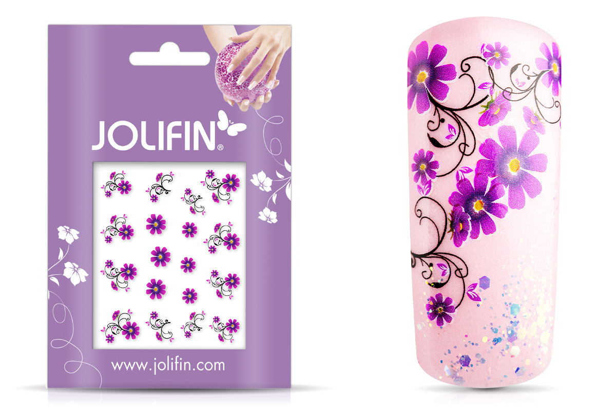 Jolifin Black Elegance Tattoo 5