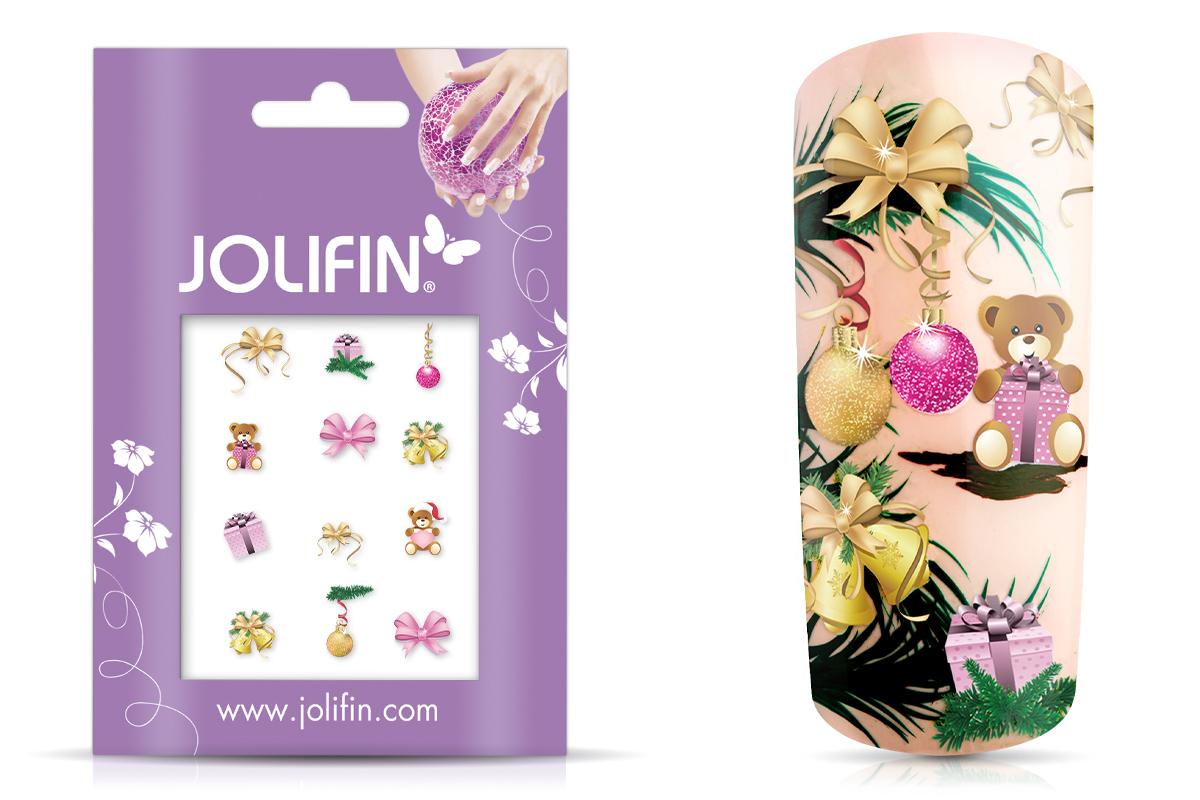 Jolifin Christmas Glitter Tattoo 7