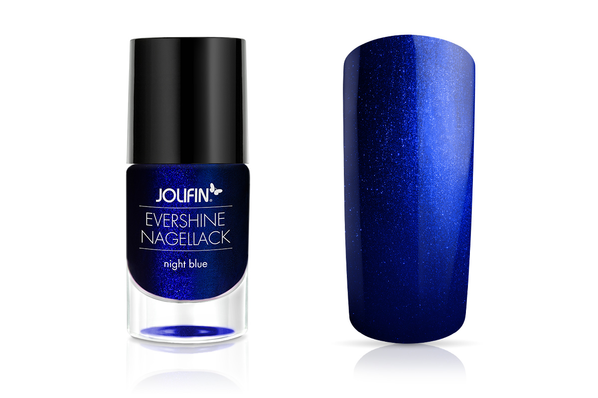 Jolifin EverShine Nagellack night blue 9ml