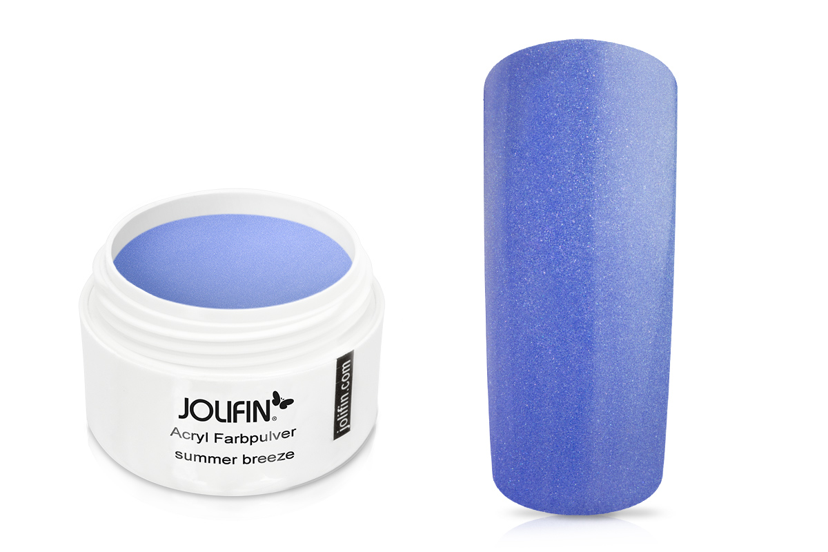 Jolifin Acryl Farbpulver summer breeze 5g