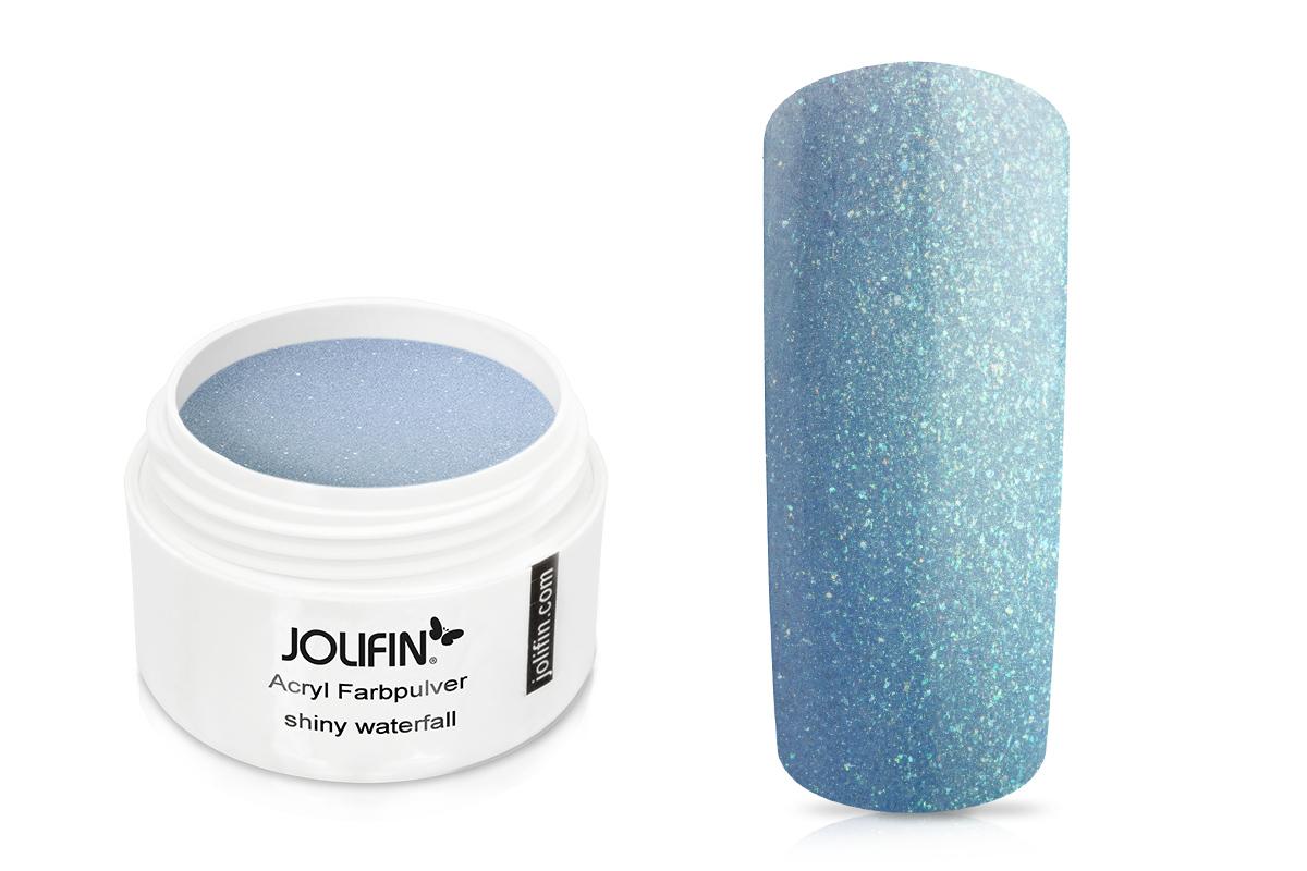 Jolifin Acryl Farbpulver shiny waterfall 5g