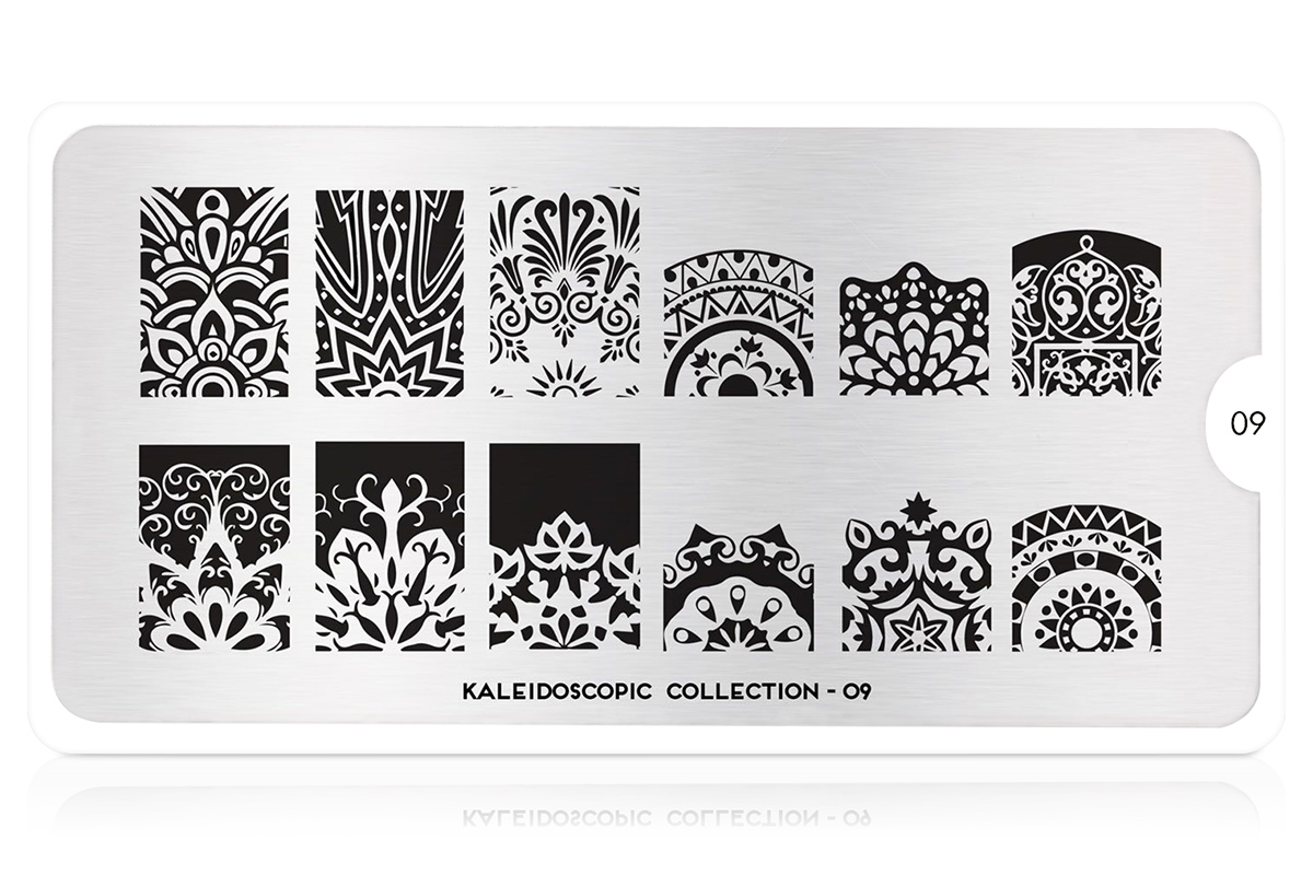 MoYou-London Schablone Kaleidoscope Collection 09