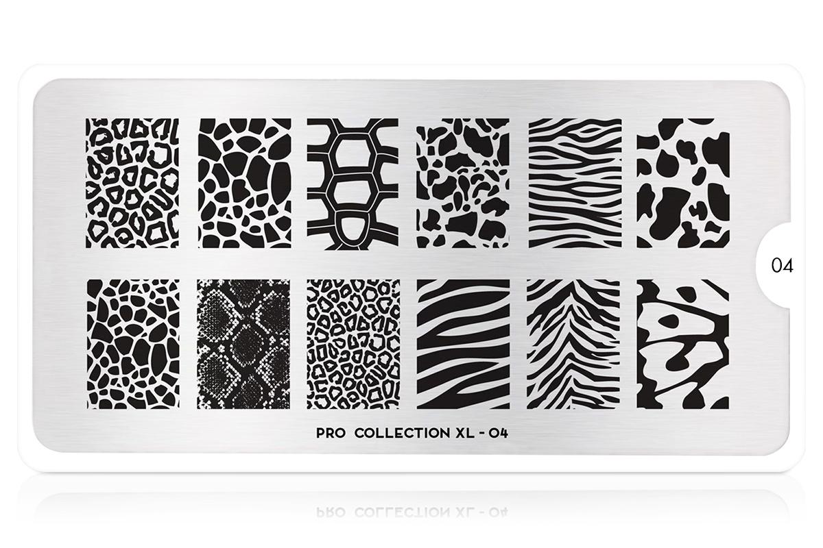 MoYou-London Schablone Pro XL Collection 04