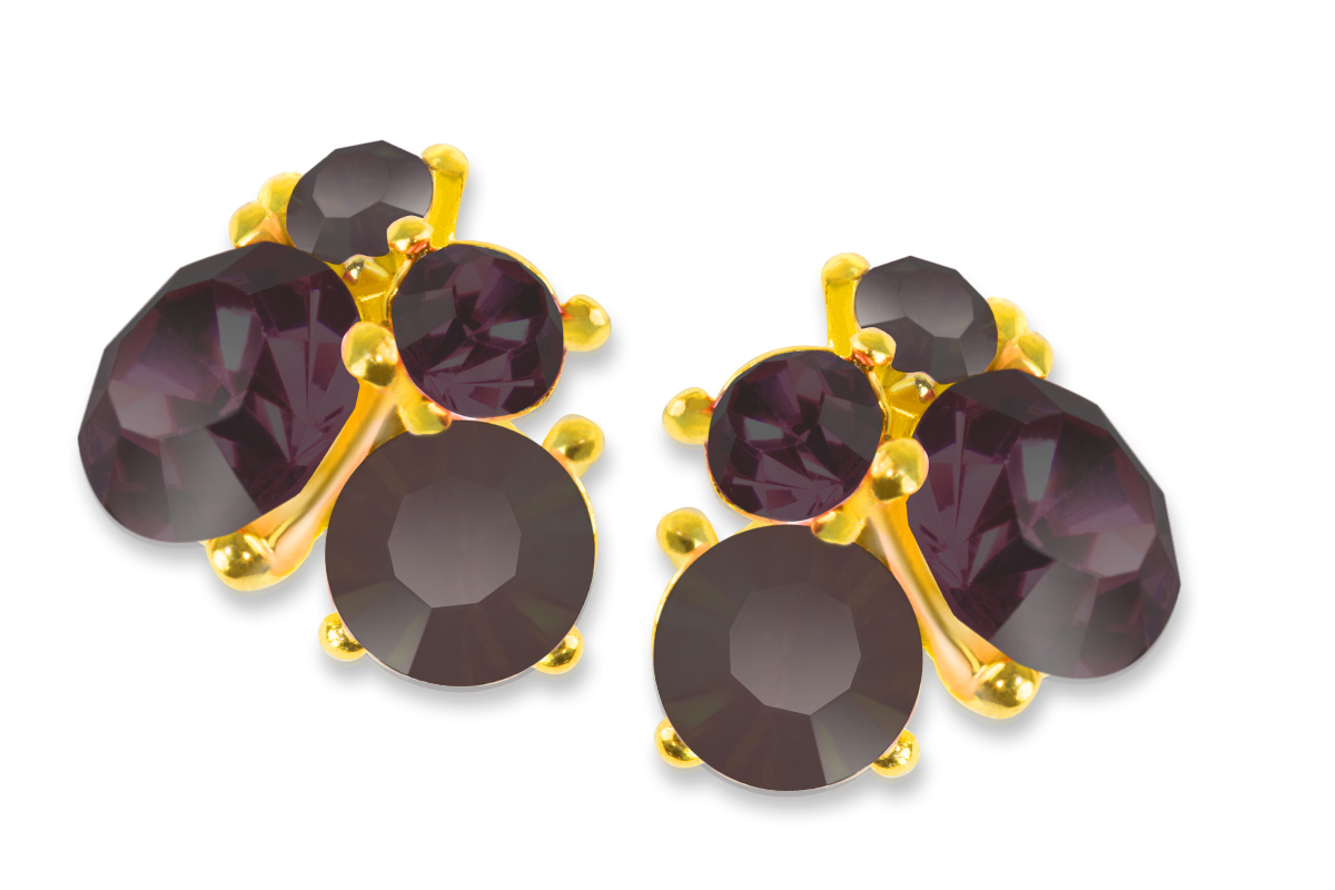 Jolifin Overlay Diamond black