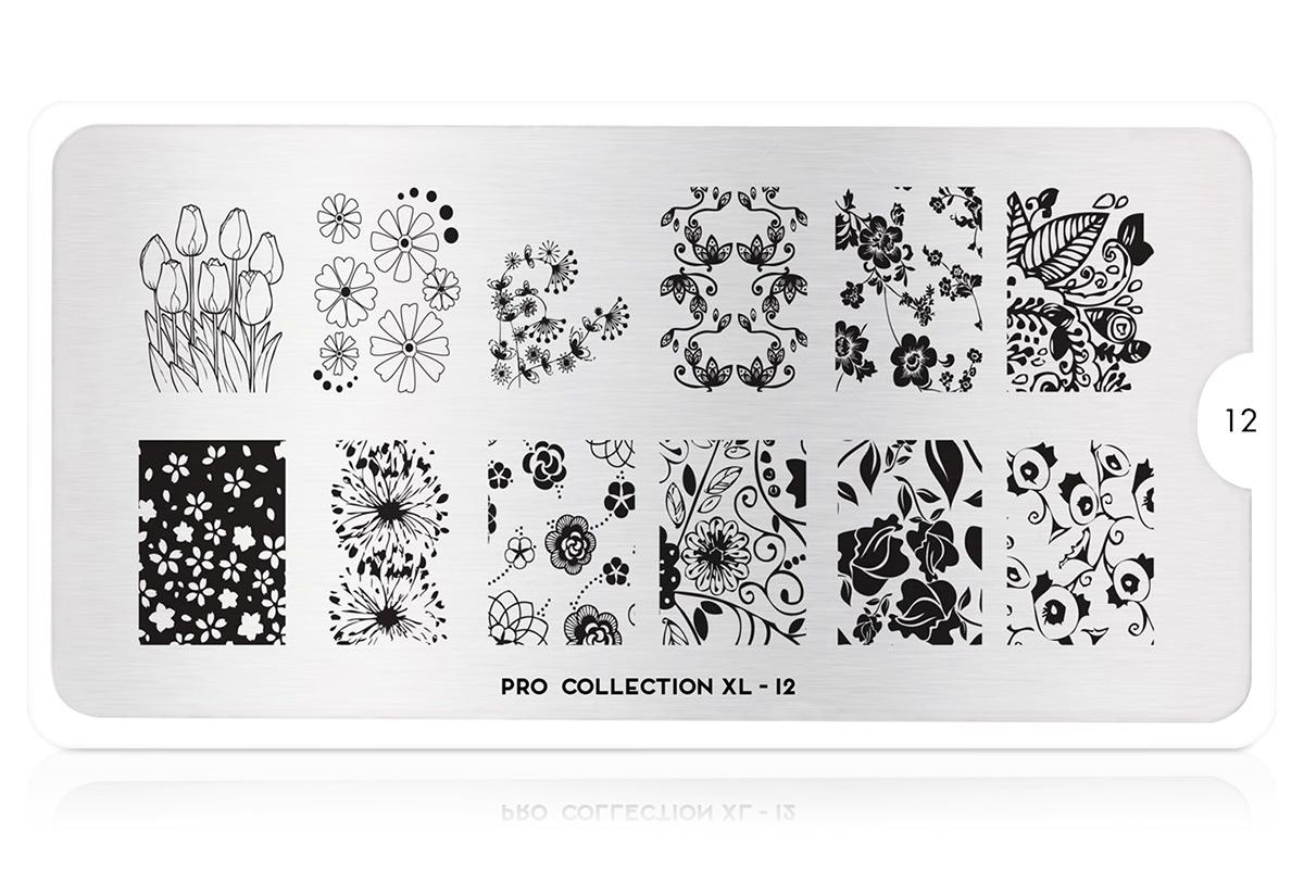 MoYou-London Schablone Pro XL Collection 12