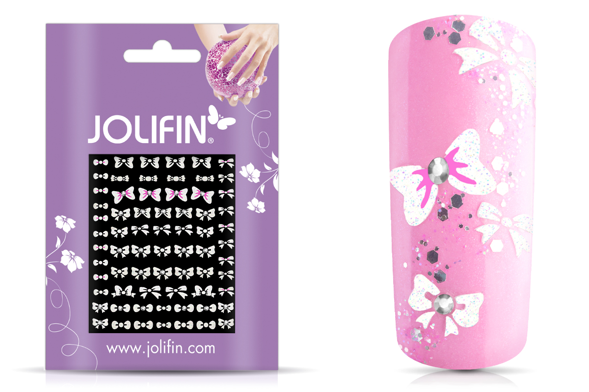 Jolifin Nailart Wedding Sticker Nr. 36