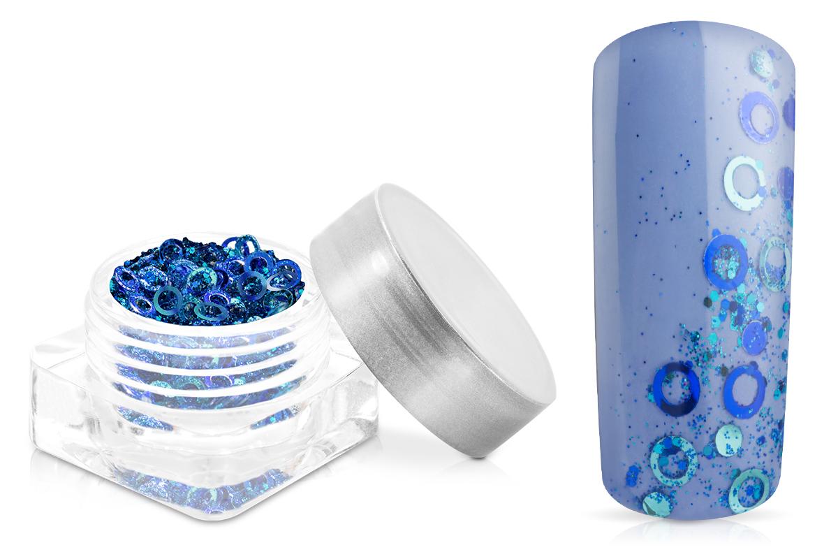 Jolifin Fantasy Glitter ocean-blue