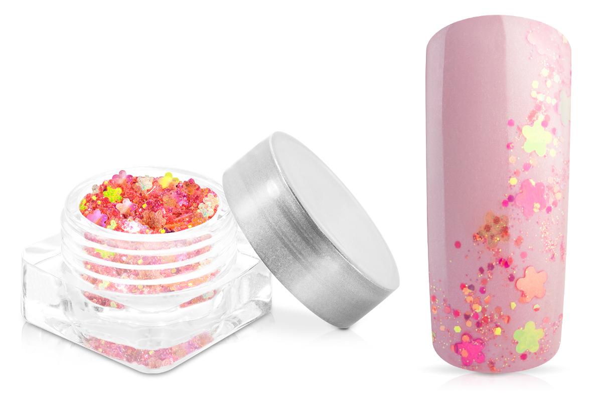 Jolifin Fantasy Glitter coral-pink
