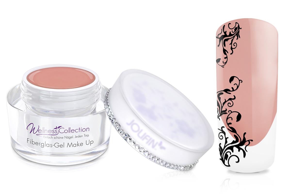 Jolifin Wellness Collection - Fiberglas-Gel Make-Up 30ml