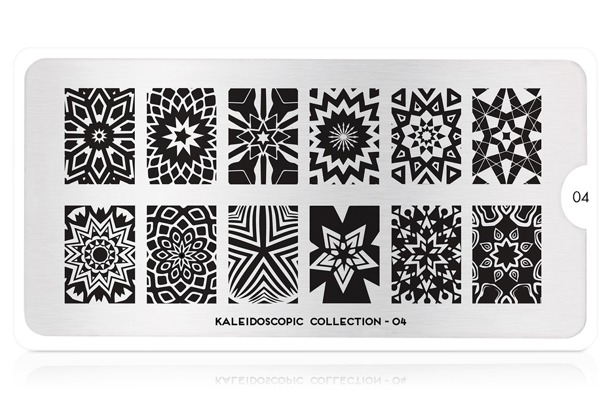 MoYou-London Schablone Kaleidoscope Collection 04