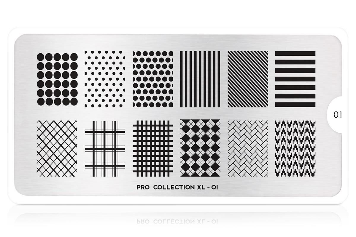 MoYou-London Schablone Pro XL Collection 01