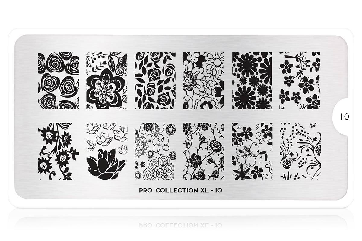 MoYou-London Schablone Pro XL Collection 10