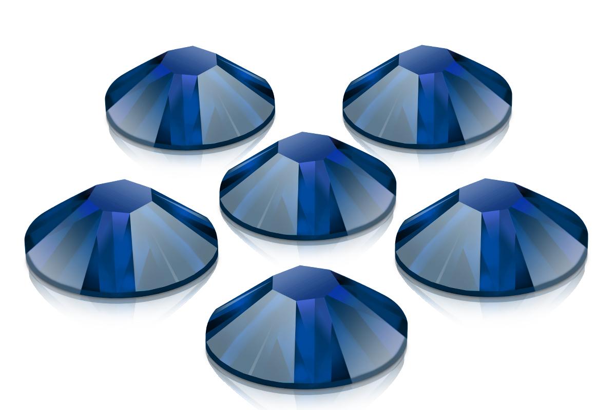 Swarovski Strasssteine - Metallic Blue - 3,1mm