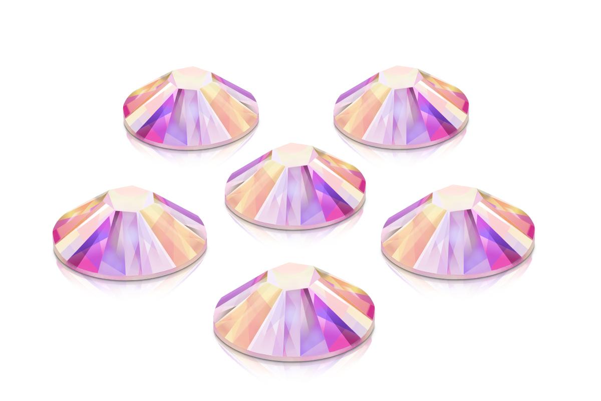 Swarovski Strasssteine - Crystal irisierend - 2,7mm