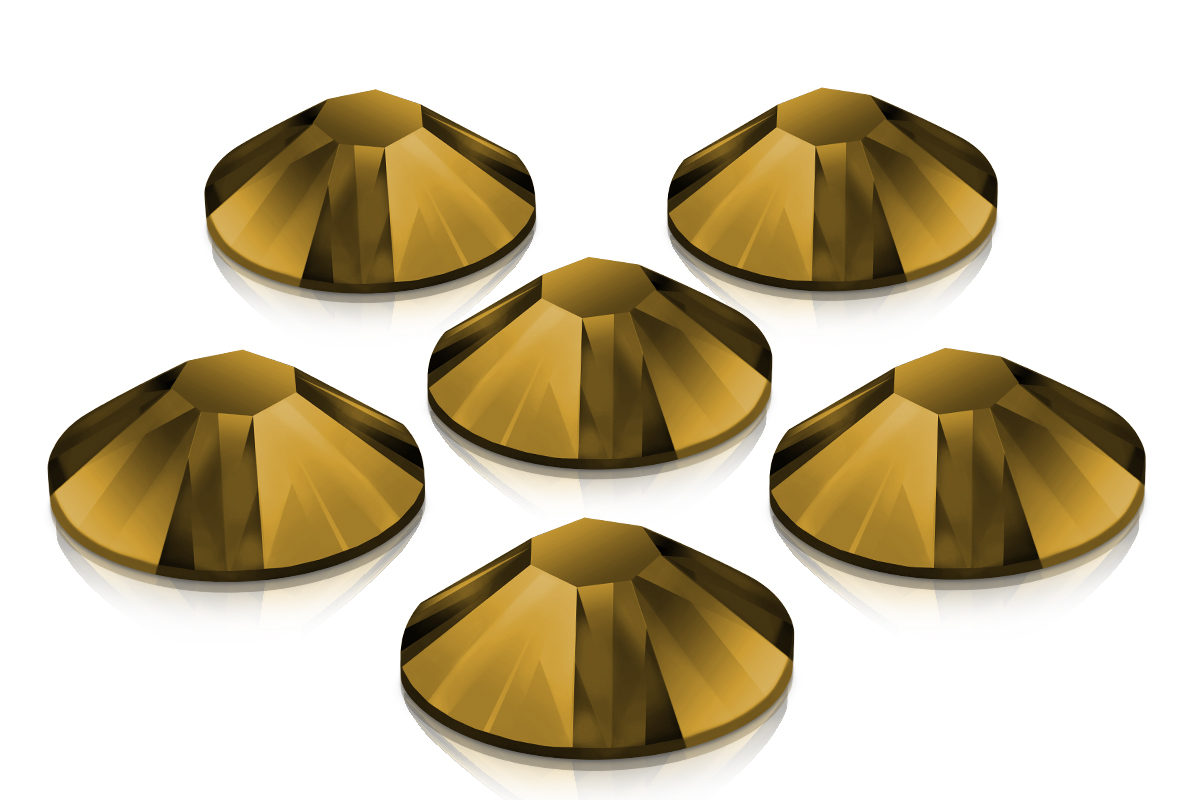 Swarovski Strasssteine - Dorado - 3,1mm