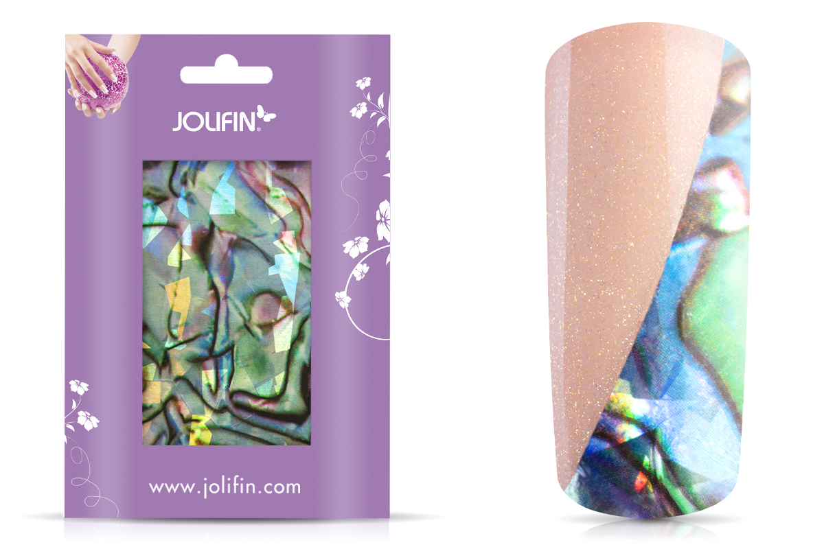 Jolifin Nailart Seashell Sticker 7