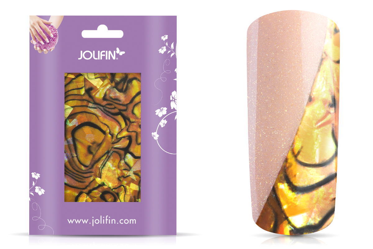 Jolifin Nailart Seashell Sticker 8