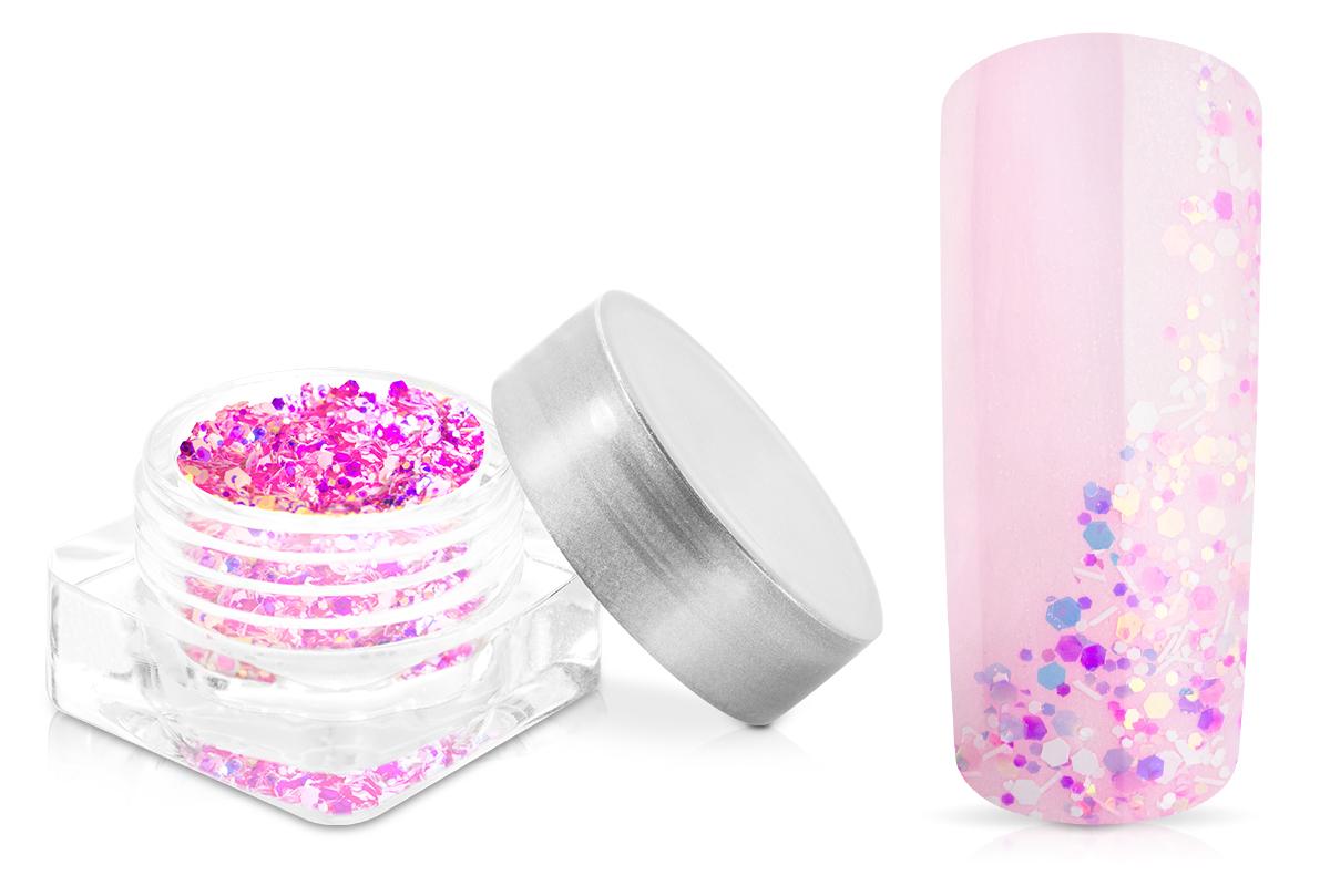 Jolifin Confetti Glitter - pink