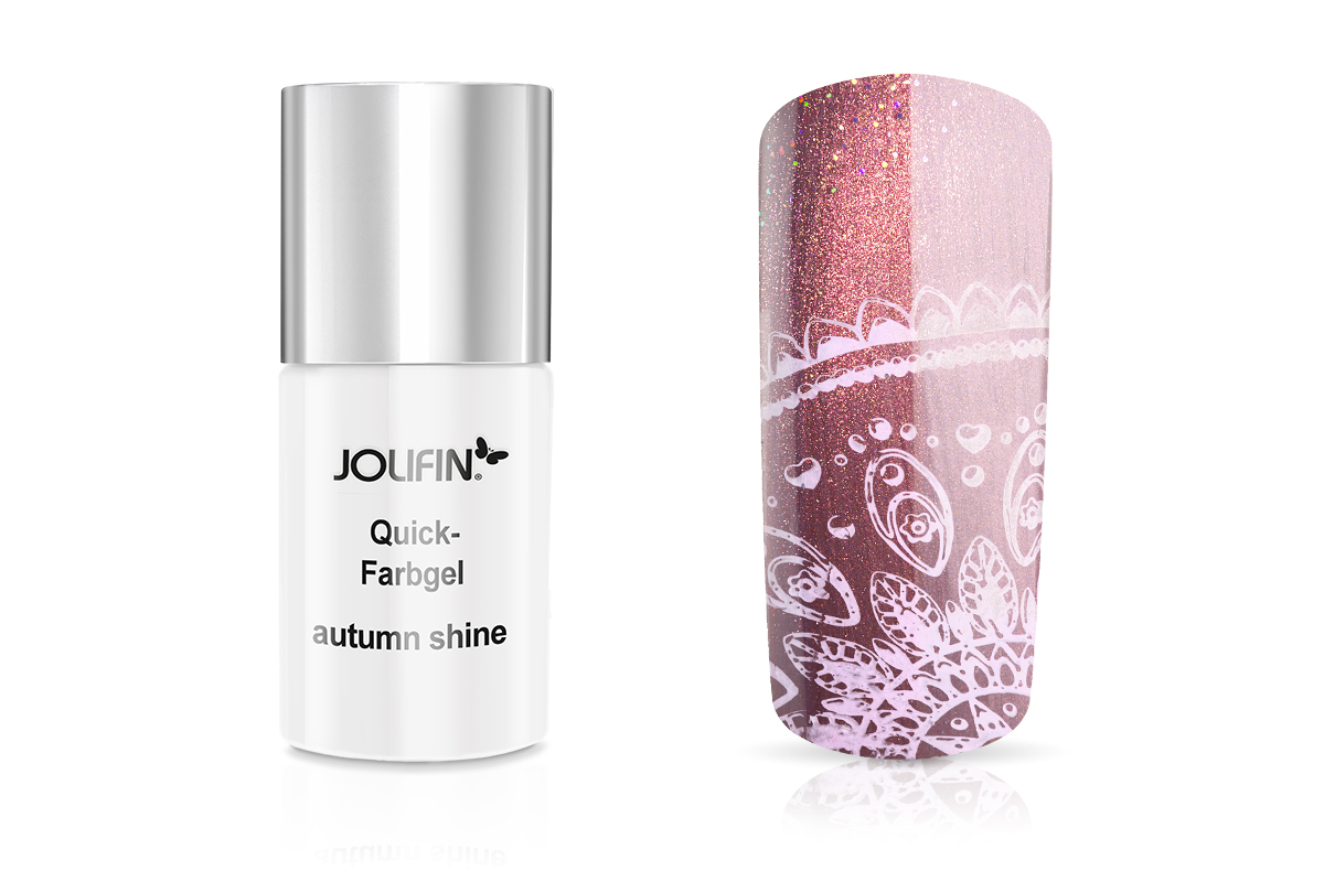 Jolifin Carbon Quick-Farbgel autumn shine 11ml