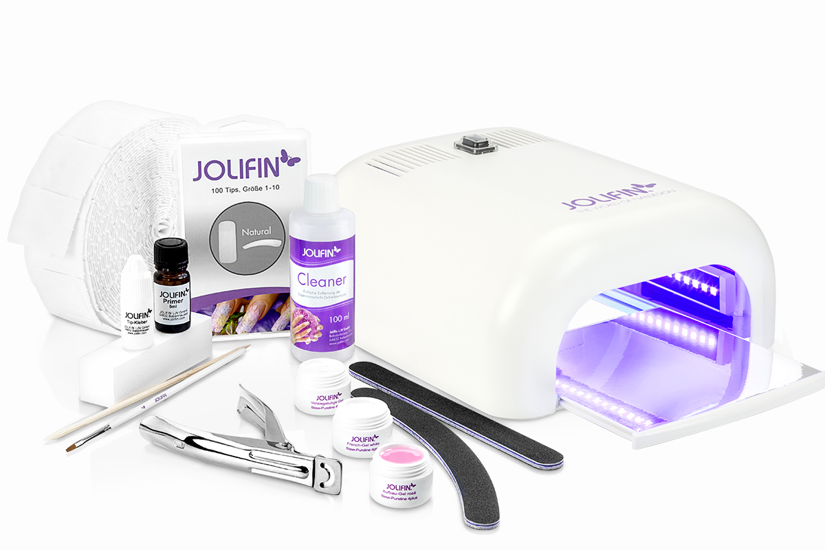 Jolifin All-in-One EasyClean Set LED + UVA