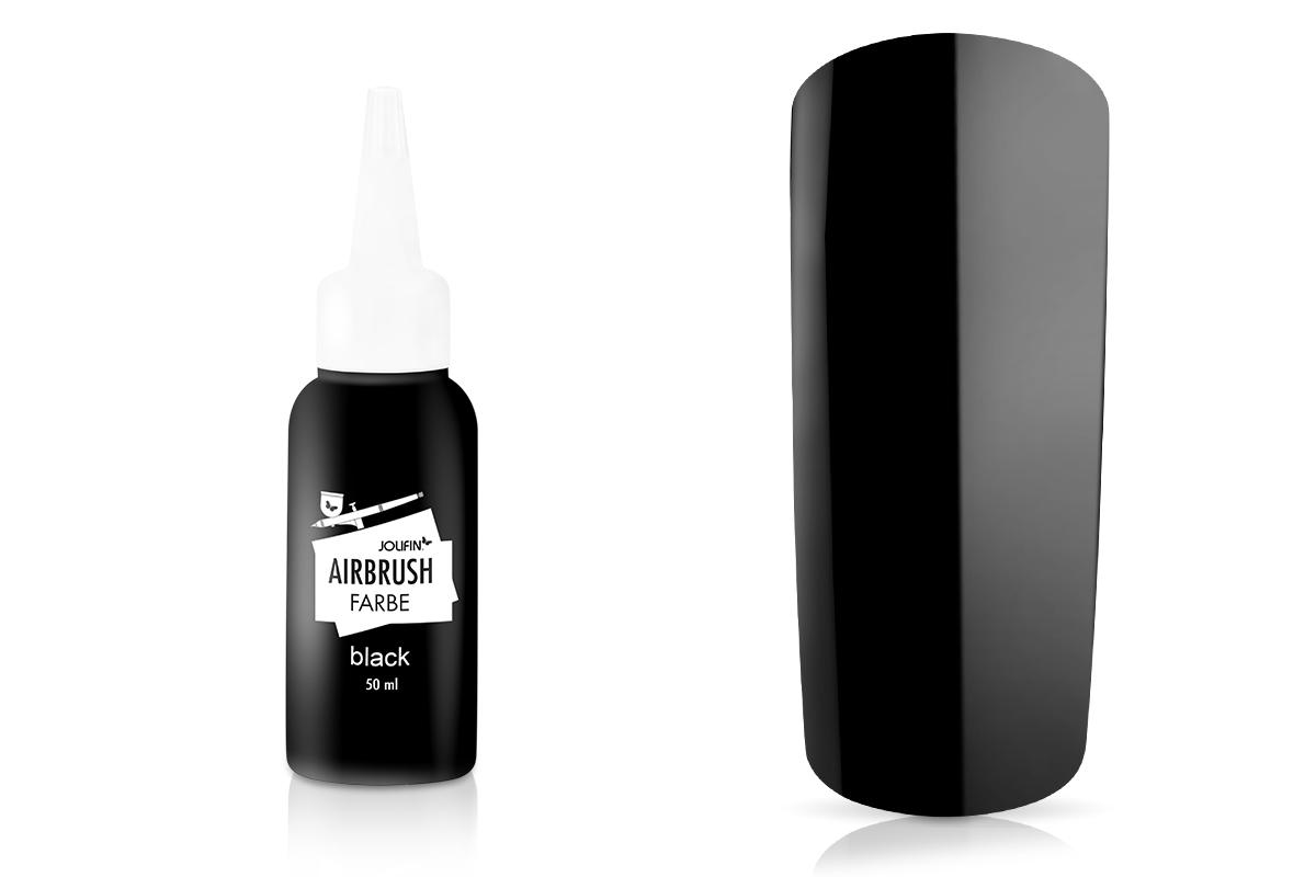 Jolifin Airbrush Farbe - black