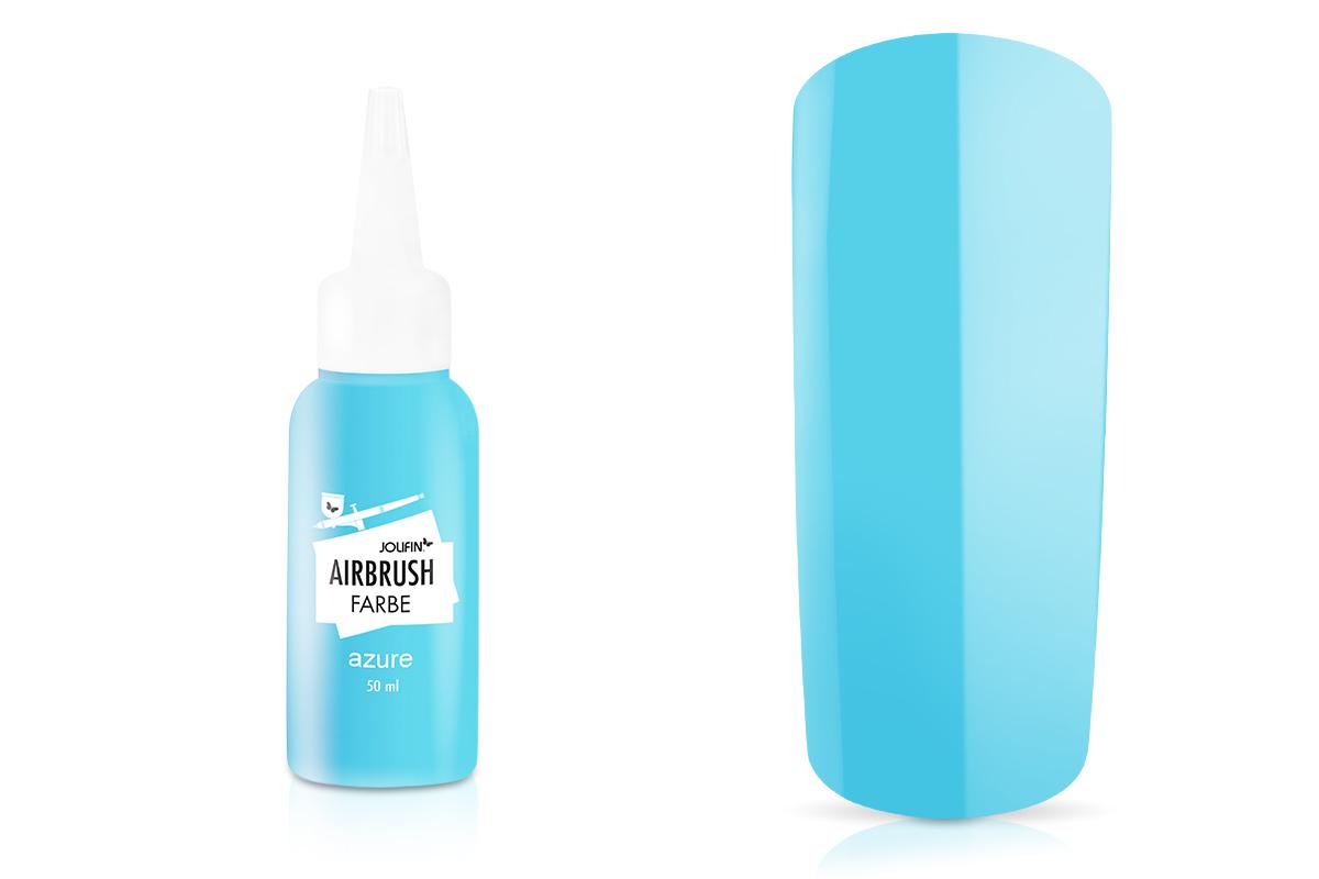 Jolifin Airbrush Farbe - azure