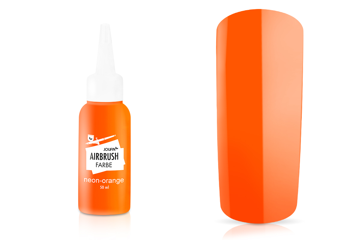 Jolifin Airbrush Farbe - neon-orange