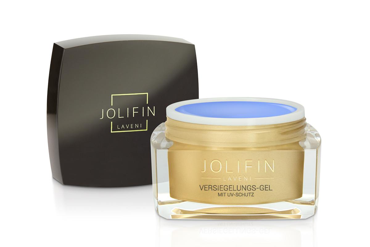 Jolifin LAVENI - Versiegelungs-Gel mit UV-Schutz 30ml