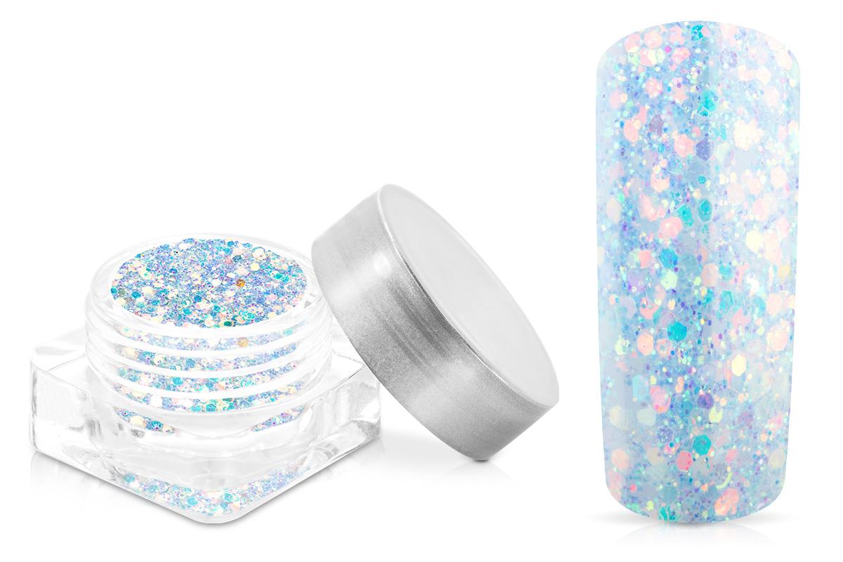 Jolifin Nightshine Illusion Glitter - blue