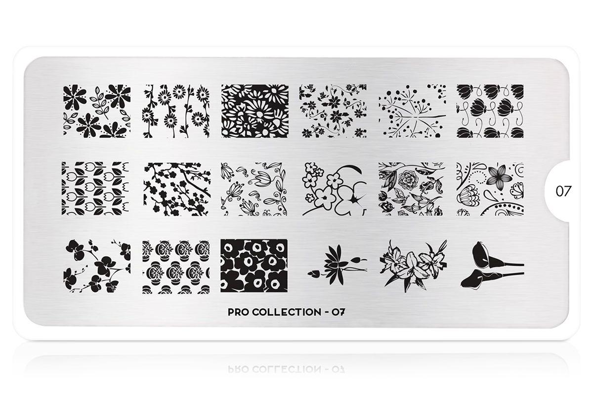 MoYou-London Schablone Pro Collection 07