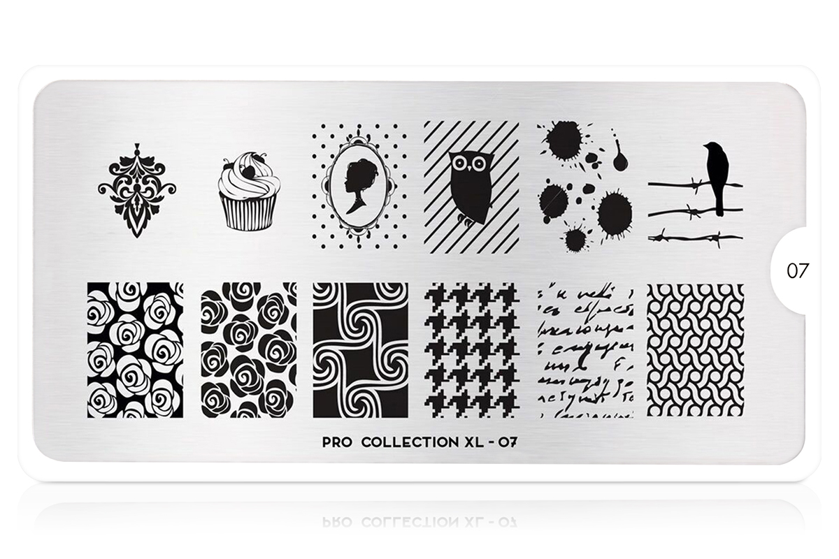 MoYou-London Schablone Pro XL Collection 07
