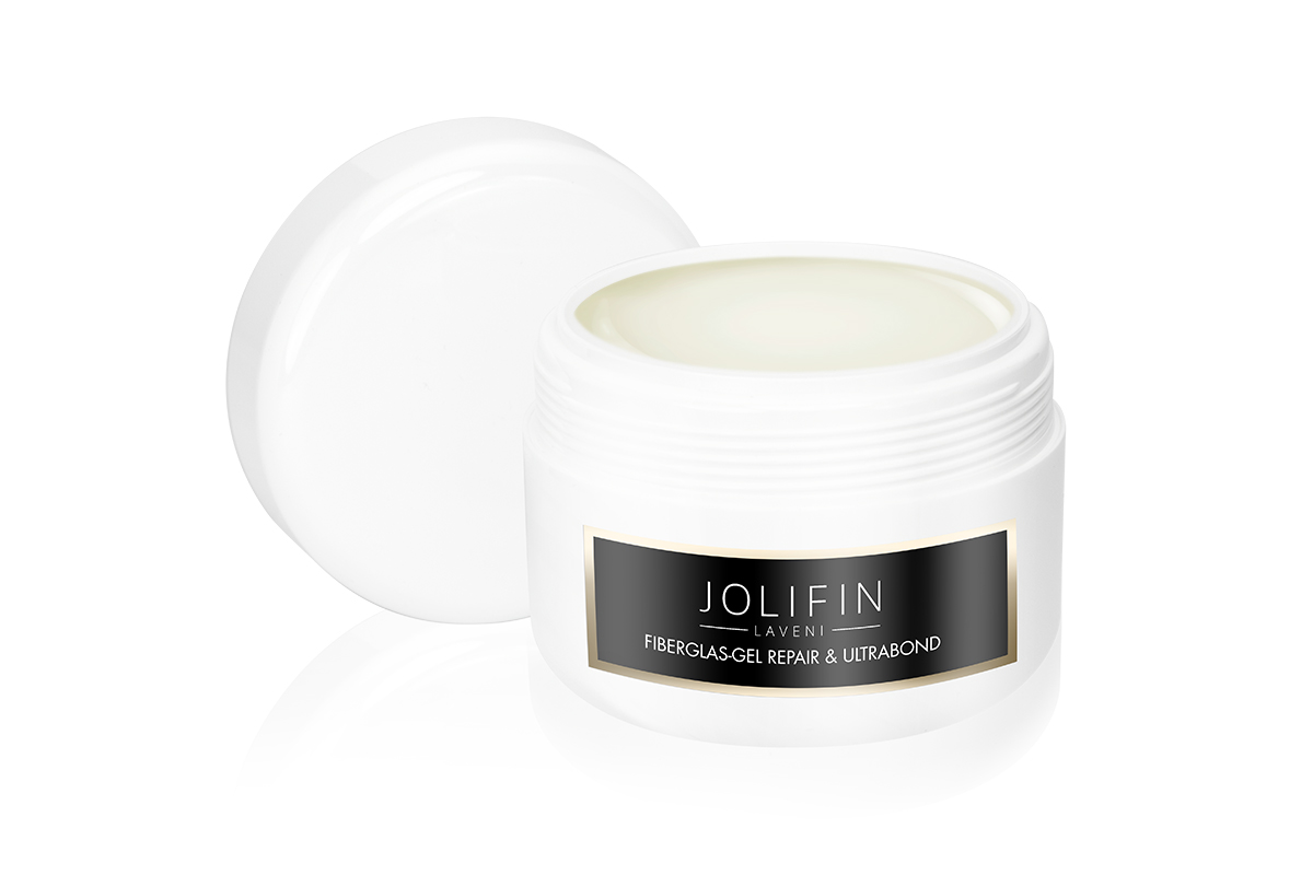 Jolifin LAVENI Refill - Fiberglas-Gel repair & ultrabond 250ml