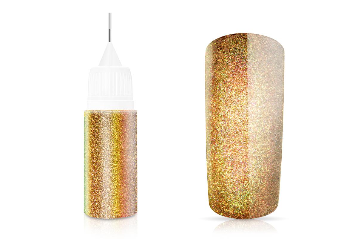 Jolifin Hologramm Dust - champagne