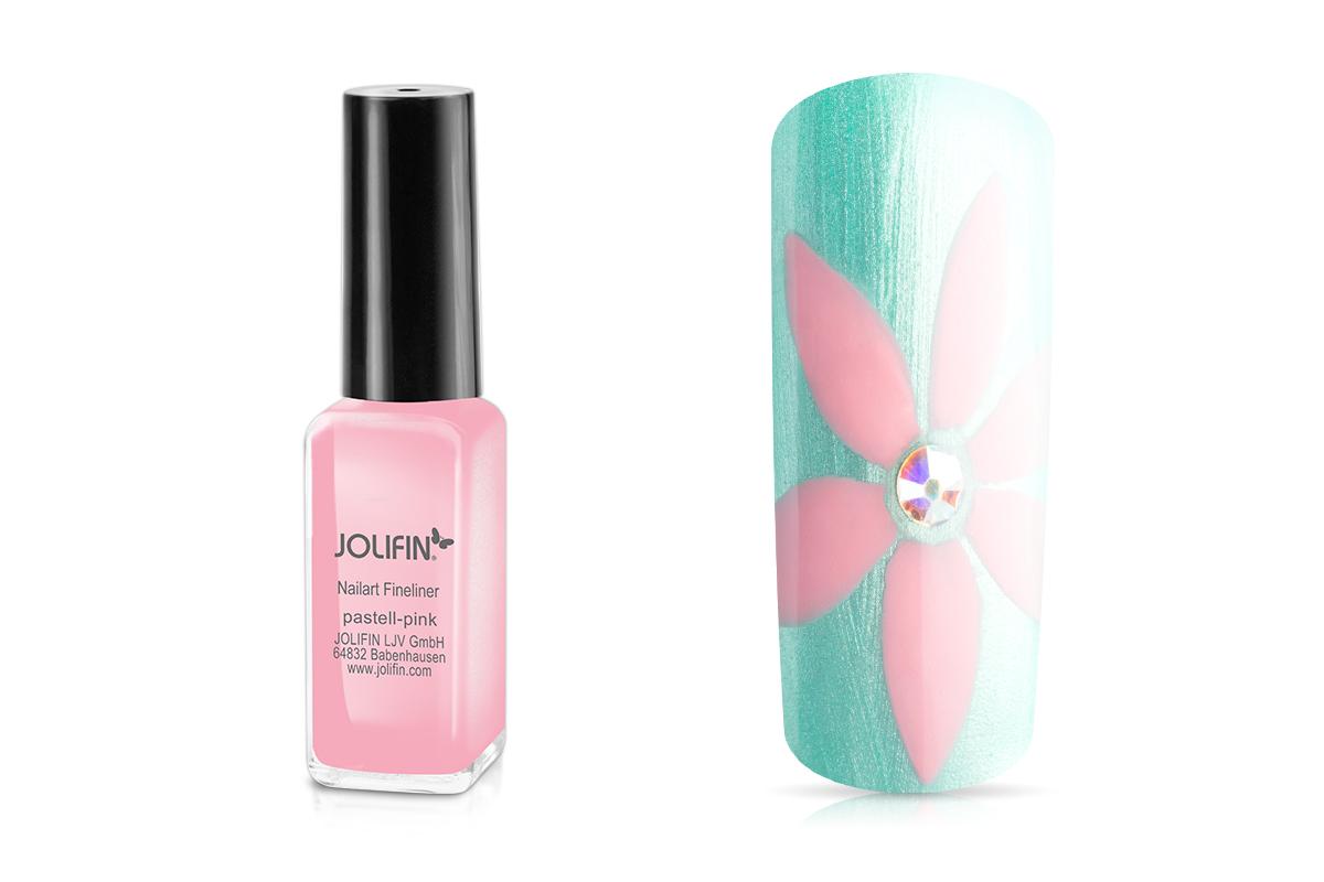 Jolifin Nailart Fineliner pastell-pink 10ml