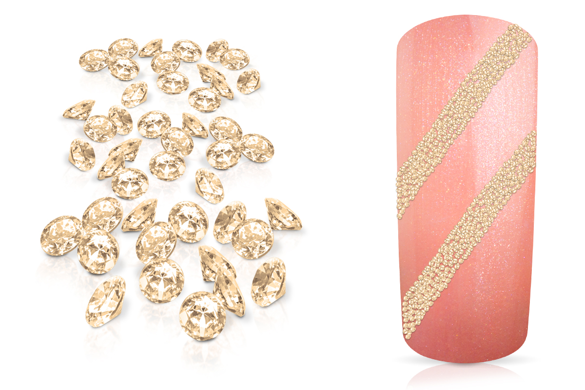 Jolifin Micro Crystals - champagne