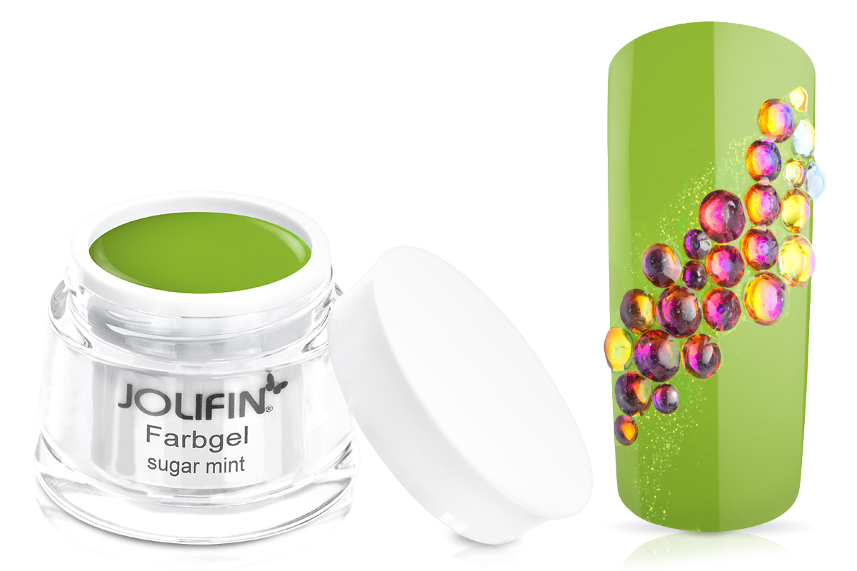 Jolifin Farbgel sugar mint 5ml