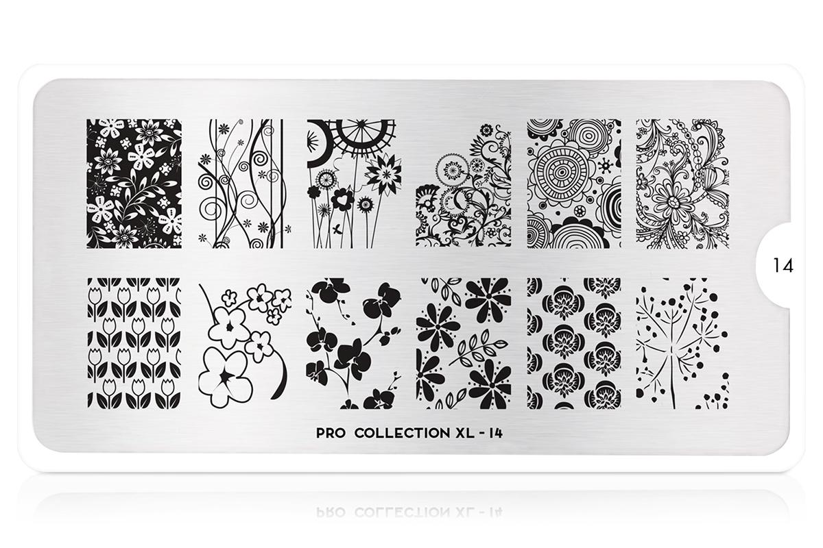 MoYou-London Schablone Pro XL Collection 14