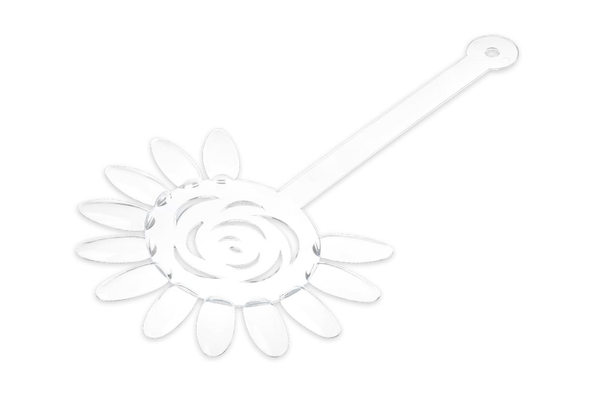 Jolifin Präsentationsdisplay Blume - Nachfüller klar