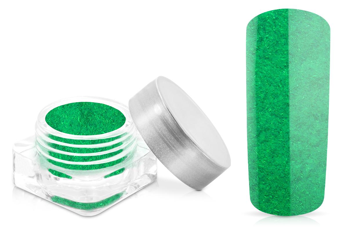 Jolifin Velvet Powder green