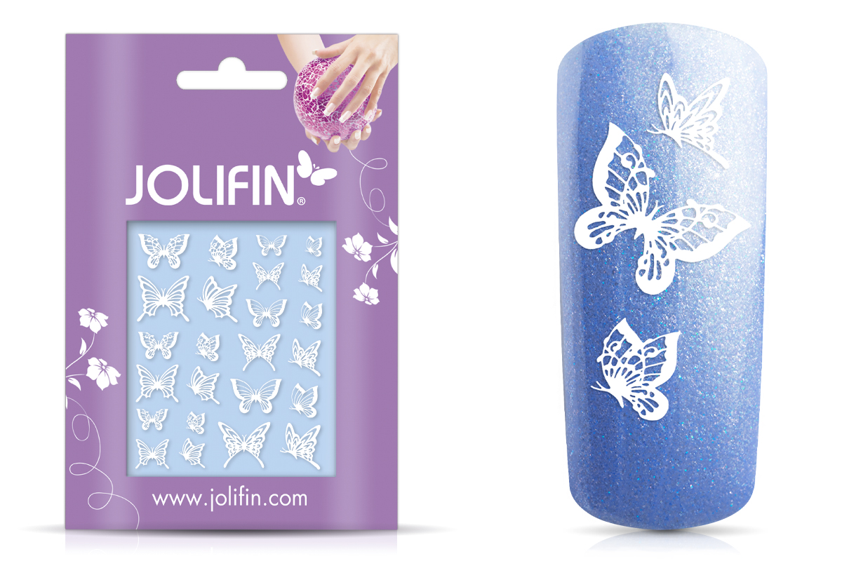 Jolifin Flora Nailart Tattoo Nr. 15