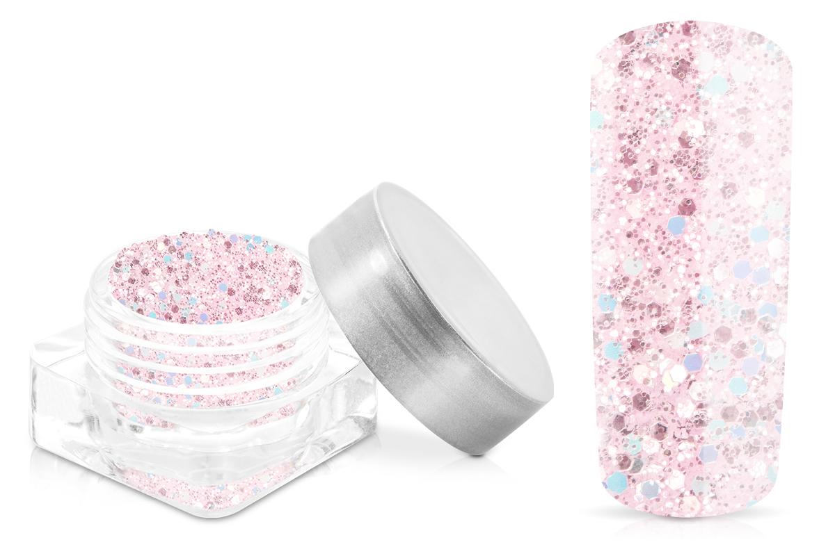 Jolifin Illusion Glitter X - pastell-babypink