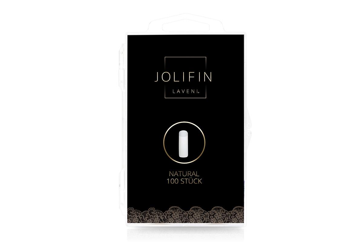 Jolifin LAVENI 100er Tipbox - Natural