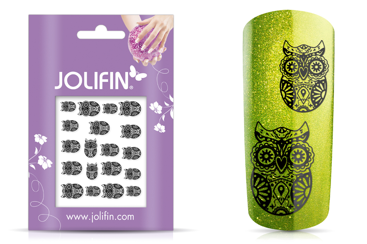 Jolifin Black Elegance Tattoo 13