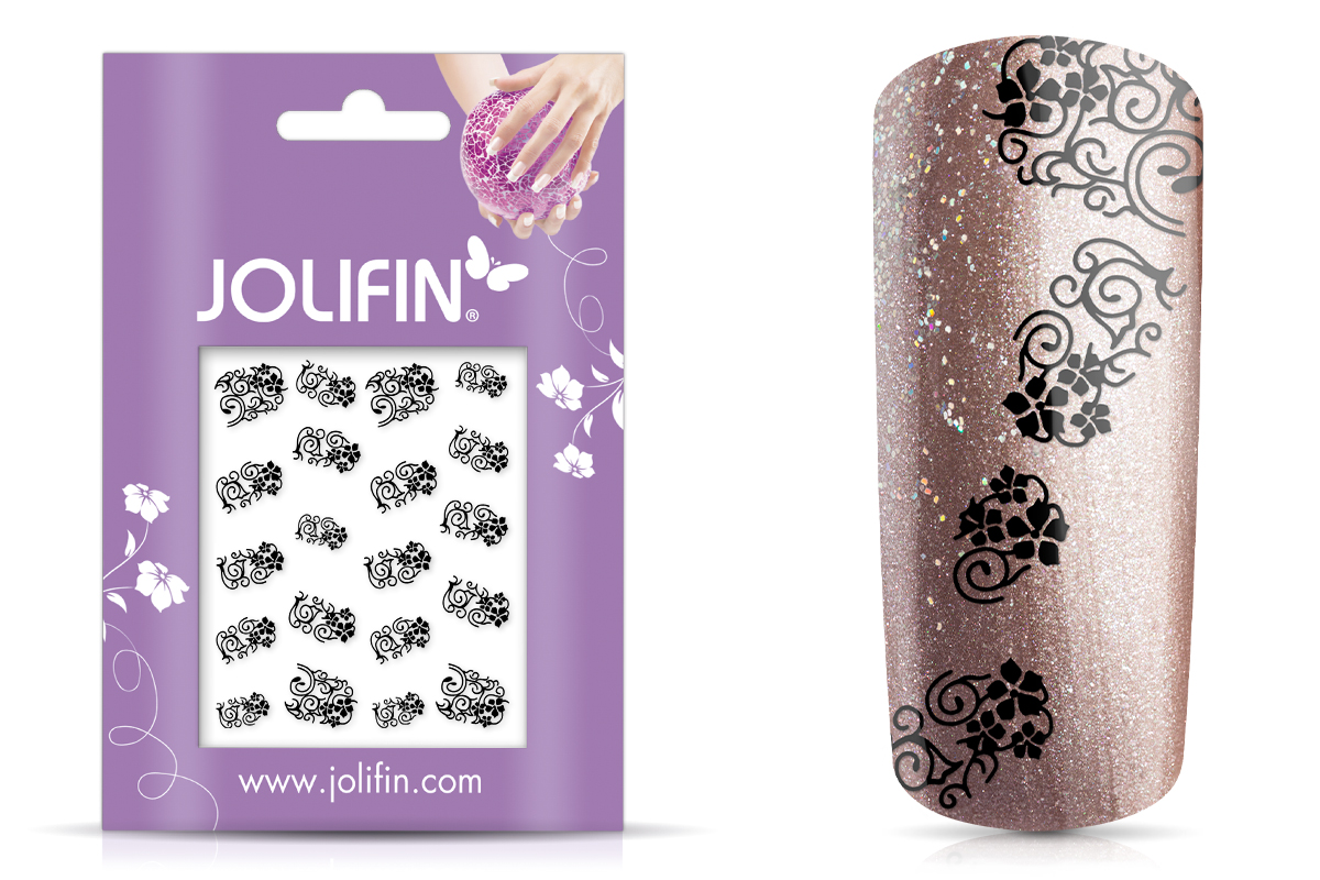 Jolifin Black Elegance Tattoo 17