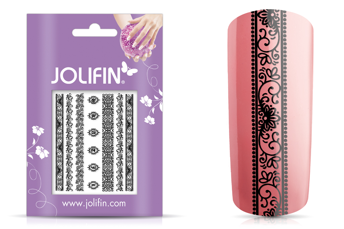 Jolifin Black Elegance Tattoo 22