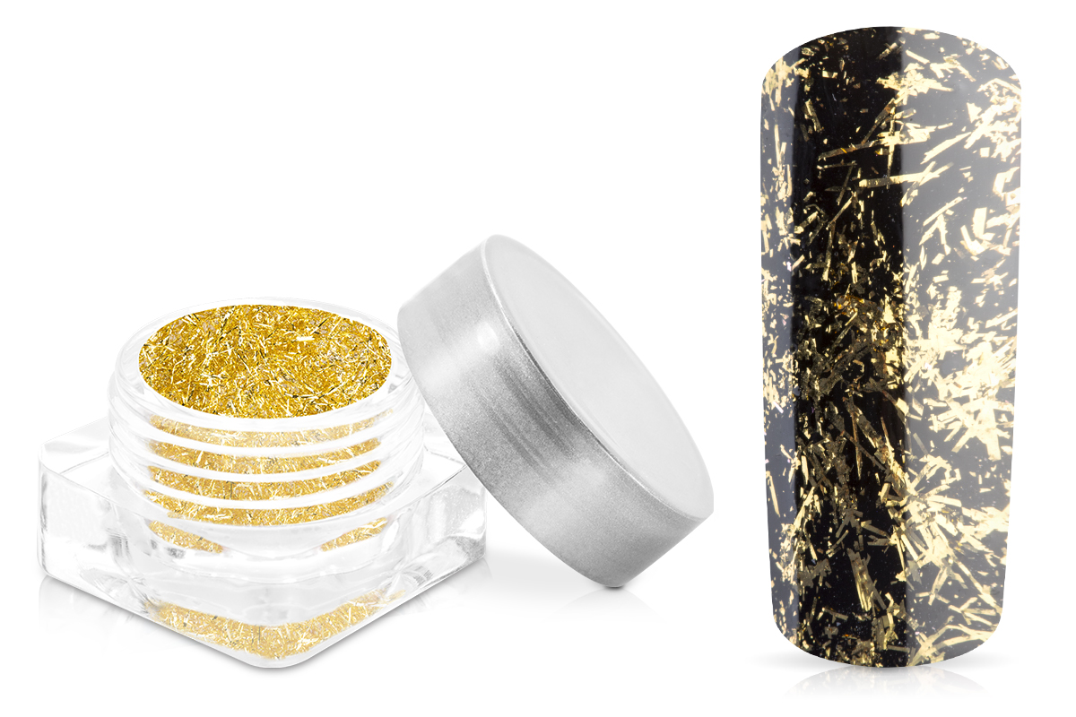 Jolifin Magic Glitter Stripes - Gold