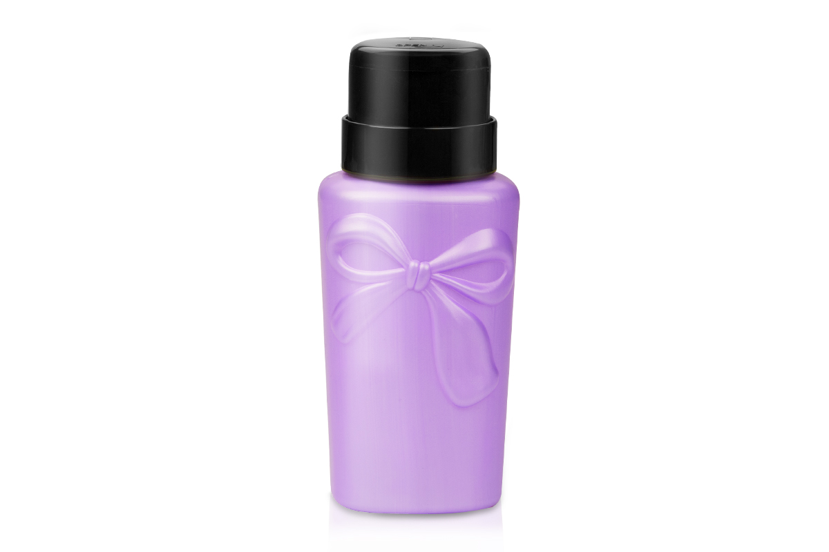 Jolifin Schleifen-Dispenser leer 170ml - purple