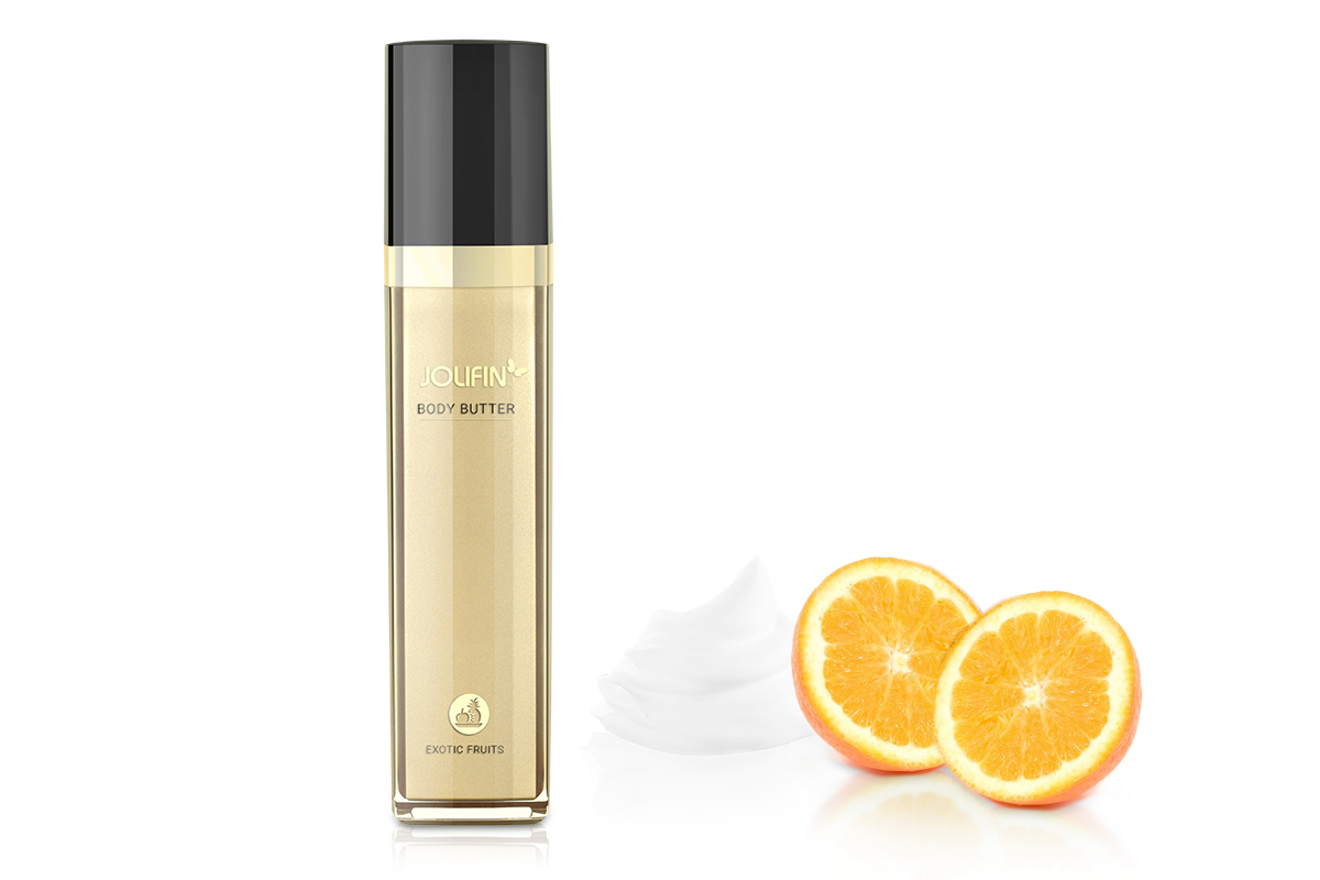 Jolifin Beautycare Body Butter - exotic fruits 130ml